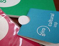 Giro Cultural USP | marca e identidade
