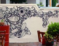 Bemvindo (Mural, Sao Paulo)