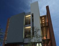 Edificio de viviendas - 2010