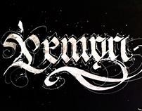 TreCal - Tremble Calligraphy
