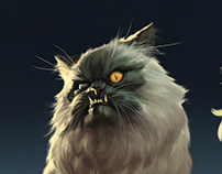Scurry concepts: The Cats