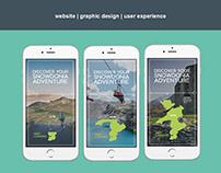 Snowdonia 360 Website design