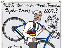 2013 Cyclo-Cross World Championships Poster