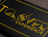 TGlover Experience Business Card Design
