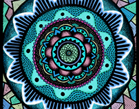 Colorfull Mandalas