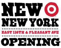 Opening of Target Harlem