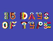 36 Days of Type — Eyes Style