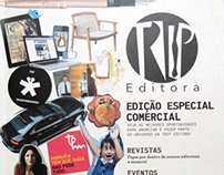 Mídia Kit Comercial | Trip Editora