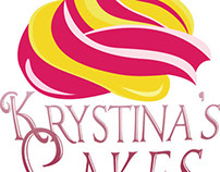Krystina's Cakes Logo