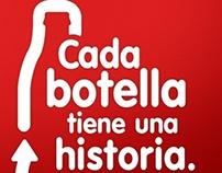 Cada Botella Tiene Una Historia.