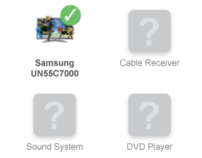 Samsung Home Theater Connection Widget