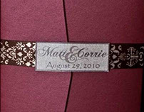 Matt & Corrie