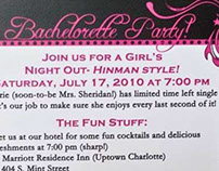 Corrie's Bachelorette Party