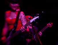 Anarchicks @ Music Box 25/01/2013