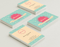 Almondine Bakery & Cafe Branding