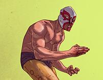 wrestler dude