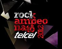 Rockampeonato Telcel 2012