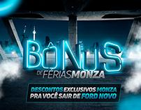 Ford Monza - Bônus de Férias