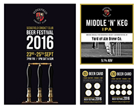 SCC Beer Festival Collateral