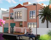 Proposed Villa 1