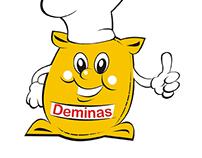 Cliente: Deminas | Nova Identidade Visual