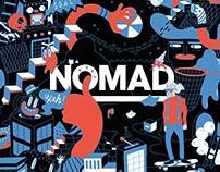 Illustration for NOMAD SOCIETY