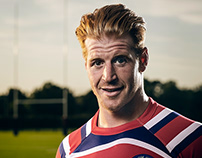 Rugby Portraits