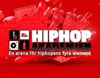 Hiphop Akademien - Branding