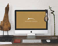 Graphic design - Logo - Montera Conseil