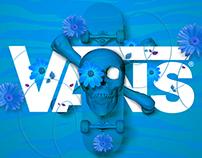 Vans/ skate or die