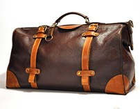 Voyager Collection: Overnight Duffel Bag