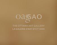 Ottawa Art Gallery Exhibition Connection Website