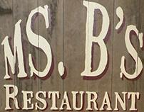 Ms. B's Restaurant & Bakery