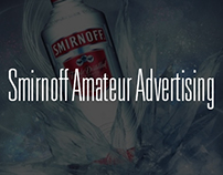Smirnoff Amateur Advertising Digital Art