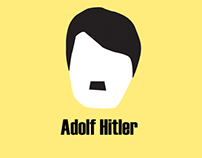 Adolf Hitler Illustration Book