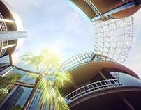 Dorra Mall 3d Visualization