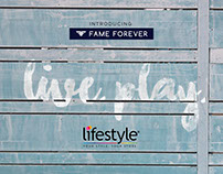 Lifestyle/Fame Forever - Live. Play.