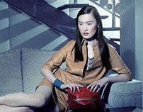 Tender Skin by Benjamin Kanarek for VOGUE China Feb 13