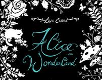 Alice's Adventure in Wonderland: Cover Illustration