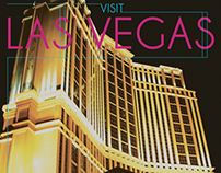 Las Vegas Travel Poster