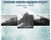 Columbia Icefield Gigapixel Project
