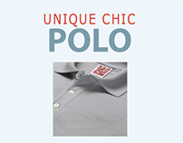 UNIQUE CHIC. POLO.