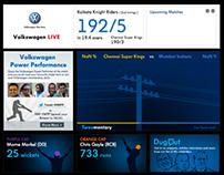 Volkswagen LIVE - IPL 2012