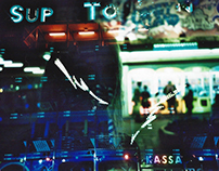 Lomochrome Turquoise film