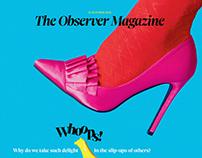 Ilka & Franz for The Observer Magazine