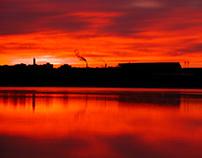 Clemson Sunrise