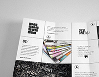 Creative Studio Brochure
