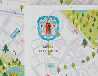 Alternative Map of Minsk - City Guide
