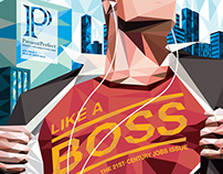 Present Perfect Magazine: Like a Boss