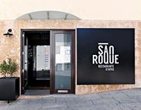 São Roque - Restaurante & Tapas - Visual Identity